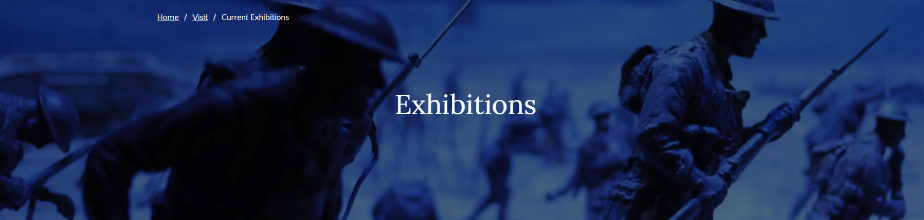 Current Exhibitions | Australian War Memorial